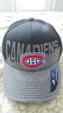 New  Montreal Canadiens Adidas  Mens Adjustable  Hat Cap