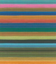 Rasch Vlies Tapete 896459 bunte stylische Querstreifen textile Struktur