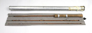 Orvis Impregnated Rocky Mountain Spinning Rod Bamboo