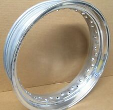 HARLEY DAVIDSON & CUSTOM REAR AKRONT 18 X 4.25  POLISHED ALUMINUM RIM 40 HOLE