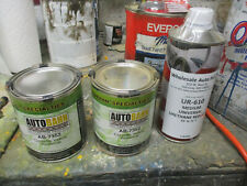 CORVETTE YELLOW PAINT 2 QUARTS NEW WITH REDUCER