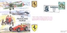 Fuerza aérea italiana JSCC CC37a & Ferrari Enzo Coche Cubierta
