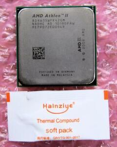AMD Athlon II X4 ADX635WFK42GM Quad-Core 2.9GHz Socket AM2+ AM3 Processor CPU