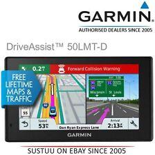 """Garmin driveassist 50LMT-D UE │ 5"""" GPS SatNav + Dashcam │ manos libres-navegación de voz"""