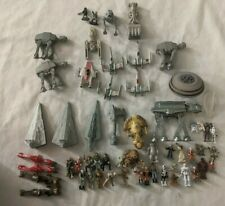 Vintage Galoob Star Wars Micro Machines Action Flee Starship Vehicle Figure Lot
