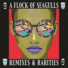 Flock Of Seagulls - Remixes & Rarities: Deluxe 2cd NEW CD