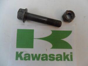 KAWASAKI ZX10 B ZX 10 B ZX1000 B1 B2 REAR SUSPENSION DOG BONES BOLT 1988 - 1990