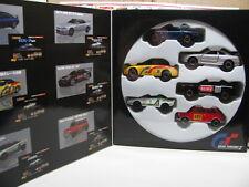 tomica Gran Turismo 2 Mazda / Lancia / Nissan / Honda / Mini Cooper (6pcs set)