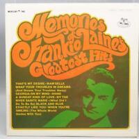 Vintage Memories of Frankie Laine's Greatest Hits Album LP Vinyl Record