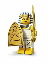 LEGO EGYPTIAN WARRIOR #8 Minifigure 71008 Series 13 Factory Sealed Fighter Sword