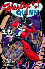 Dc Comics Harley Quinn Preludes And Knock-Knock Jokes Tpb Trade Paperback Batman