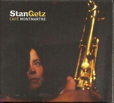 Stan Getz: [Made in The EU 2002] Cafe Montmartre [Jazz]          CD