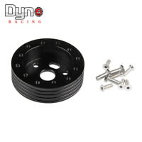 """Dynoracing 1"""" Steering Wheel Hub Adapter Spacer For 6 Hole Fit Grant APC 3 Hole"""