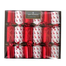 Harvey and Mason Christmas Luxury Mini Crackers - 2 Available Designs