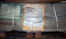 220 Grit Aluminum Oxide Sand Blasting Abrasive Media 40 each 50 Pound Bags