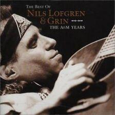 Nils Lofgren - The Best Of Nils Lofgren And Grin (NEW CD)