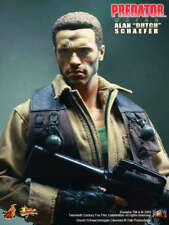 "1/6 Hot Toys Major Alan ""Dutch"" Schaefer  Predator *USA shipper*"