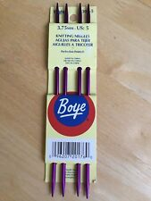 Boye Double Pointed Knitting Needles #6307-5