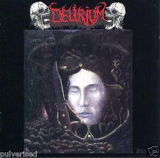 DELIRIUM Zzooouhh + Demos/Live DOUBLE CD REISSUE CELTIC FROST ASPHYX OBITUARY
