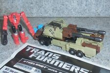 Transformers Power Core Combiners STEELSHOT Complete PCC