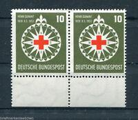 Bund 164 postfrisch waagerechtes Paar UR BRD 1953 Michel 44,00 Euro MNH