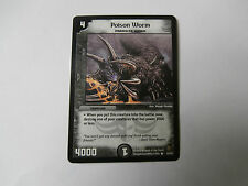Carte Duel Masters Poison Worm Rare !!!