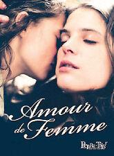 Amour de Femme DVD Raffaela Anderson, Anthony Delon - OOP PERFECT