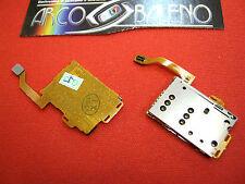 Modulo LETTORE SIM CARD SCHEDA per NOKIA C7 C7-00 Ricambio Flat Flex Nuovo