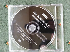 The Frames D.C. - Monument - CD RARE PROMO COPY NEW Mint