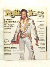 ROLLING STONE MAGAZINE ISSUE 691 JERRY SEINFELD STEVE NICKS LIZ PHAIR SEP 22 '94