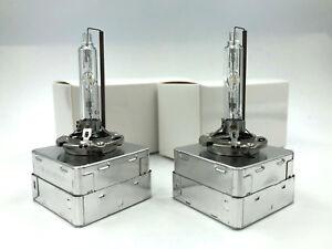 2x New OEM Philips XenStart D3S Xenon HID Headlight 35W Bulb