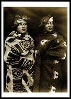 ⫸ 927 PostcardBROTHERS Navajo Indians Southwest 1915 Roland Reed Photo New