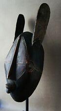 Masque lièvre / Bambara (?) Afrique de L'ouest/ CUBISTE