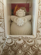 "Miniature Daisy Retired Margaret Furlong Porcelain Bisque 2"" Ornament"