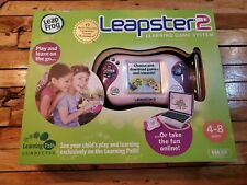 Leap Frog Leapster 2 Learning Game System Learning Path Used (TESTED, WORKING)