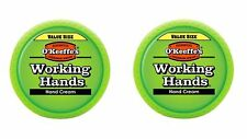 O'Keeffe's Working Hands Hand Cream Value Size, 6.8 oz., Jar, (Pack of 2) New