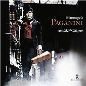 HOMMAGE … PAGANINI NEW CD