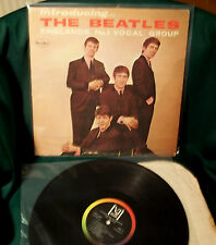 SALE! The Beatles LP Vee-Jay, EXCELLENT1964, VJLP-1062, Introducing the Beatles