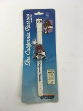 1988 CALIFORNIA RAISINS WATCH VINTAGE NEW OLD STOCK TOY CHILD LCD