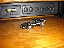 Nice Custom Greenlight Pro Street 1989 Pontiac Firebird Black Free Shipping