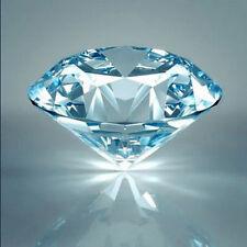 6 pcs x 0.1 Carat Russian Lab Simulate Diamond BRILLIANT CUT Aquamarine 3 mm