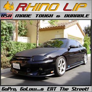 RhinoLip® 9' GM Chevrolet Prism Camaro Z28 SS Cobalt Cruze Epica Rubber Chin Lip