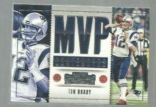 2017 Panini Contenders MVP Contenders #23 Tom Brady (ref52049)