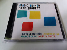 "ELADIO REINON ""JAZZ QUARTET"" CD 8 TRACKS COMO NUEVO ALBERT BOVER MARIO ROSSY"