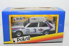POLISTIL 2305 LANCIA DELTA S4 RALLY MARTINI MINT BOXED RARE SELTEN
