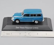 Atlas 1:43  Diecast DKW-VEMAG Vemaguet 1964 Vehicles Alloy Car Truck Model Toy