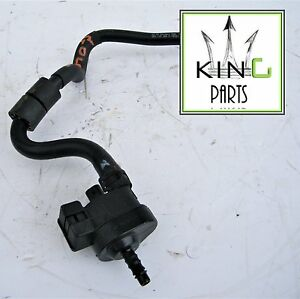 VW GOLF VII MK7 R 13-16 VACUUM SOLENOID VELVE HOSE PIPE TFSI 5Q0133366 06H906517