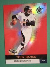 2000 Pacific Vanguard 1 TONY BANKS [b4c14]