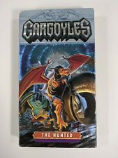 Vintage Used Gargoyles the Hunted VHS excellent condition