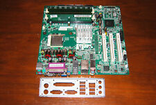 HP DX2000 351087-001 socket 478 motherboard with cpu,ram and I/O plate